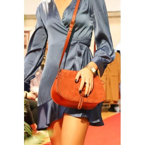 Robe Thais Bleue